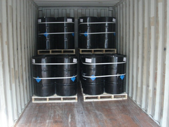 Calcium Carbide:Pallet Packing